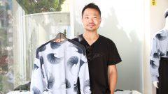 沖縄のファッションブランド「HIGA」を創り出した比嘉 一成(ひが いっせい)さん