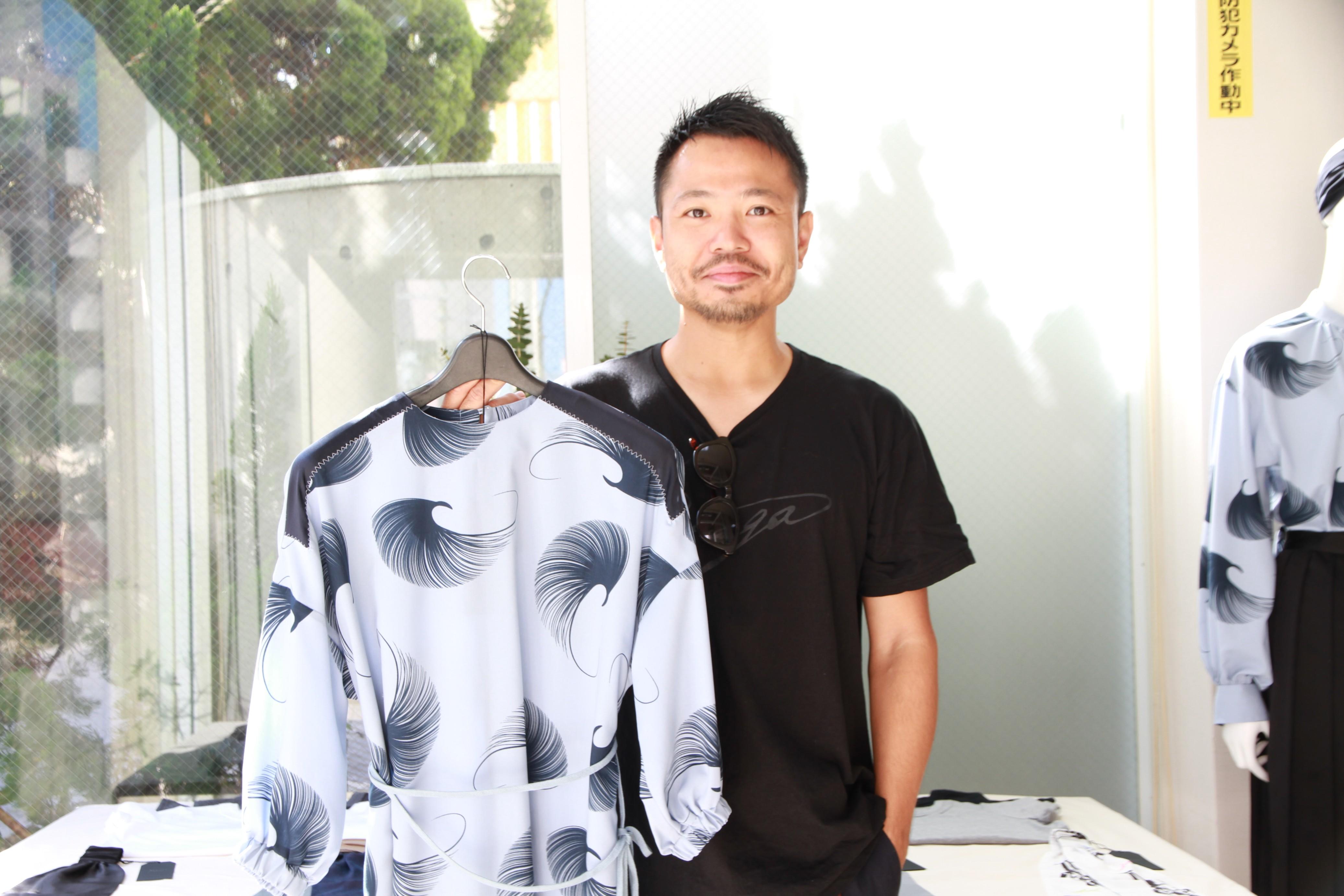 沖縄から世界へ。ファッションブランド「HIGA」に込められた想いとは