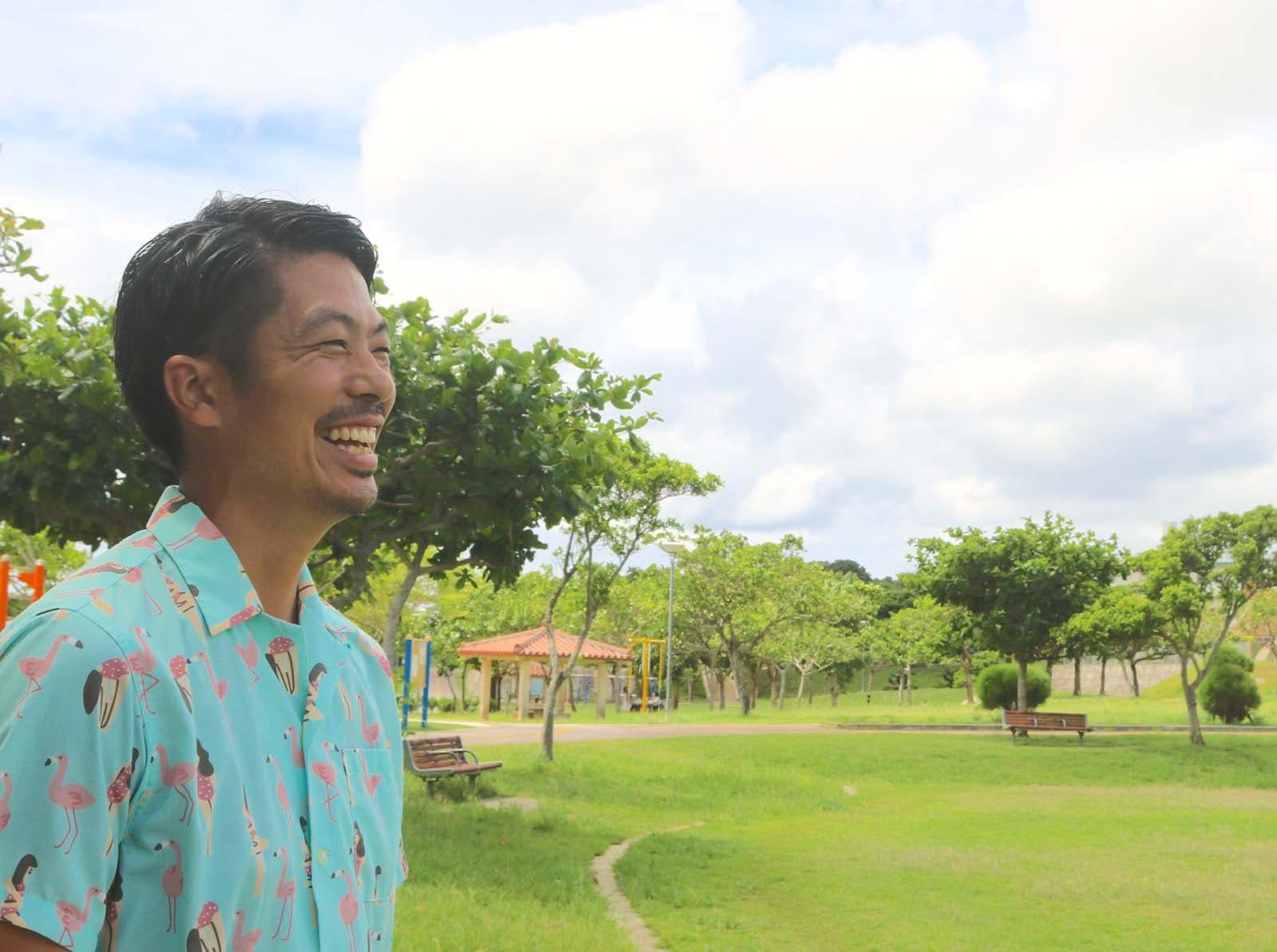 「結婚して良かった。育児休暇を1年取って良かった。」石川さんの心からの声だ。