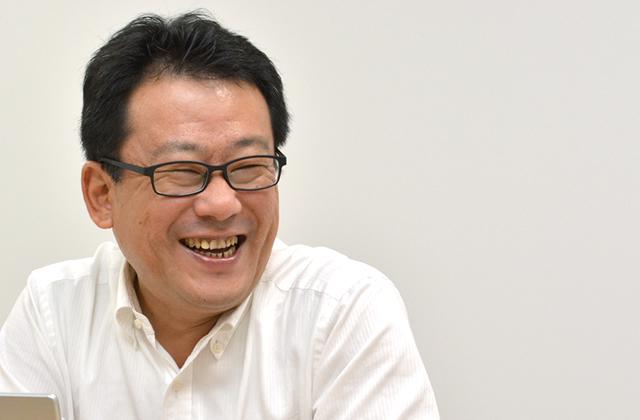 琉球大学産学官連携推進機構 北嶋修氏