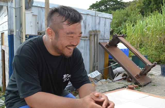 沖縄に地鶏文化を根付かせたい